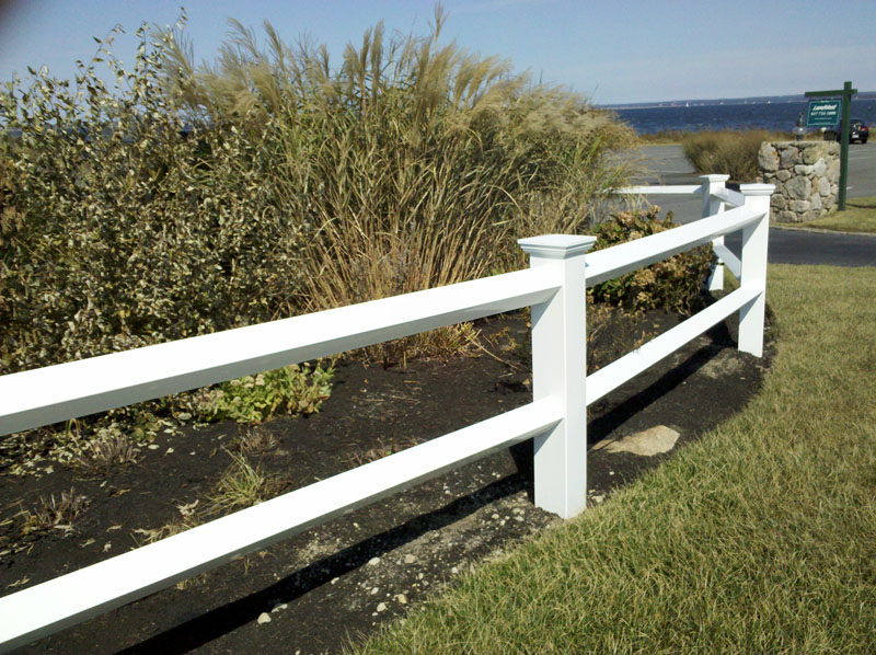 Vinyl fence south east supply